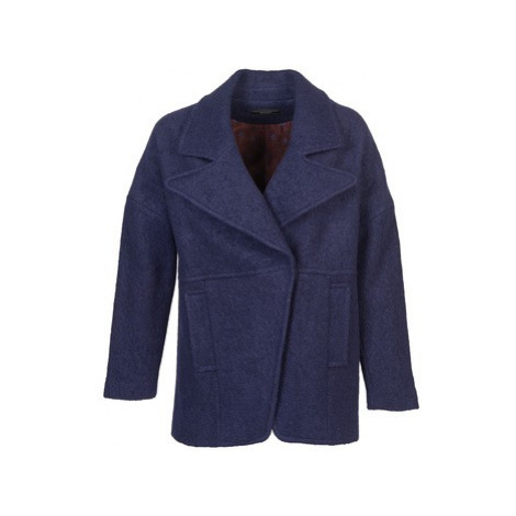 Kookaï OLIBE women's Coat in Blue