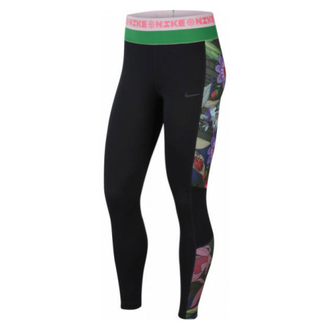 Nike ICNCLSH PRO PRT 7/8 TGT - Women's leggings