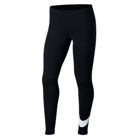 Nike NSW FAVORITES SWSH black - Girls' leggings