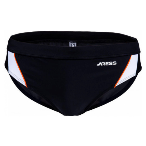 Aress NIKOS black - Men's swimming briefs