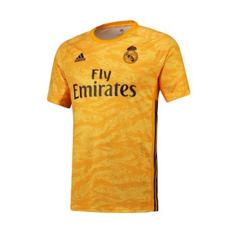 Real Madrid Home GK Shirt 2019 - 20 Adidas