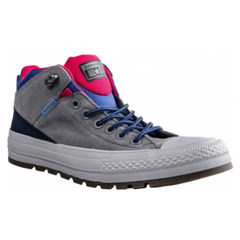 Converse CHUCK TAYLOR ALL STAR STREET BOOT grey - Men's leisure time sneakers
