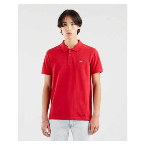 Levi's® Standard Housemarked Polo T-shirt Red Levi´s