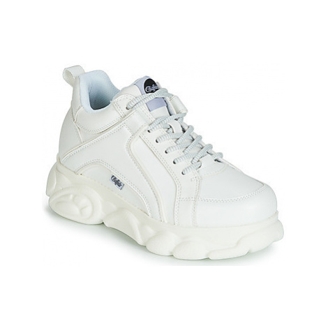 Buffalo 1630121 women's Shoes (Trainers) in White