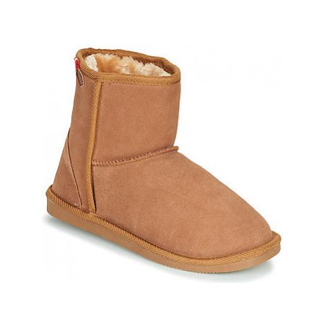 Les Tropéziennes par M Belarbi WINTER women's Mid Boots in Brown