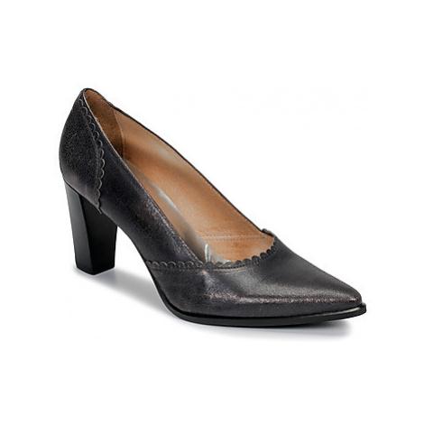 Myma GLORIAN women's Court Shoes in Black