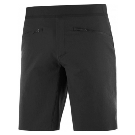 Salomon WAYFARER PULL ON SHORT M black - Men's shorts