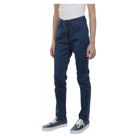 jeans Quiksilver Slacker Indigo Kid's - Blue Work