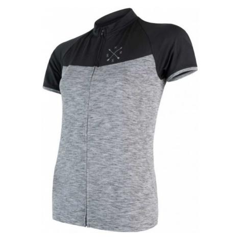 Sensor MOTION W gray - Cycling jersey