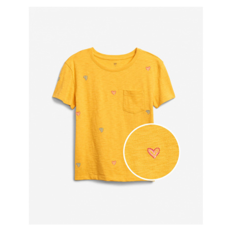GAP Kids T-shirt Yellow
