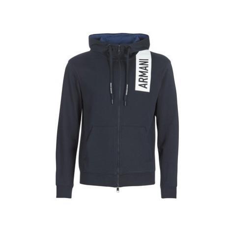 Armani Exchange HOPELI men's Sweatshirt in Blue