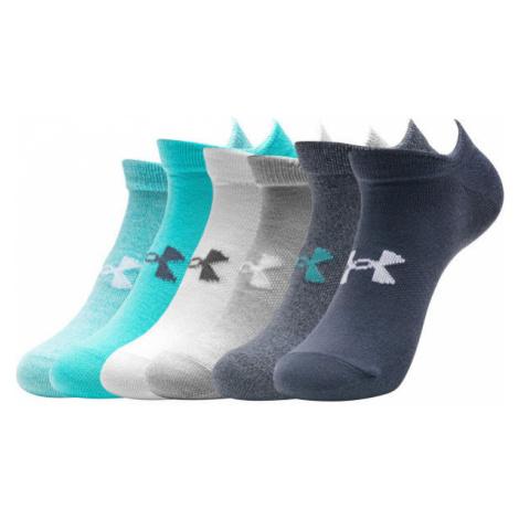 Under Armour ESSENTIALS NS blue - Women's socks