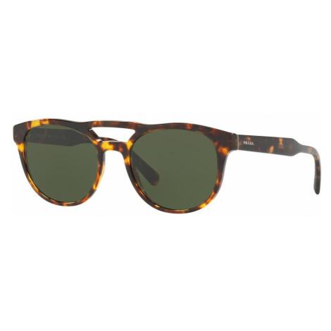 Prada Man PR 13TS - Frame color: Tortoise, Lens color: Green, Size 54-19/145