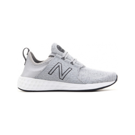New Balance WCRUZHG women's Running Trainers in Grey