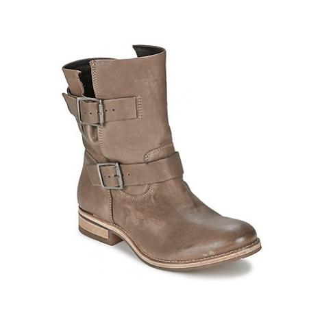 Koah DUNE women's Mid Boots in Brown