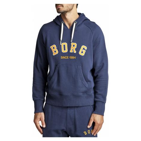 BORG SPORT HOOD Peacoat Bjorn Borg