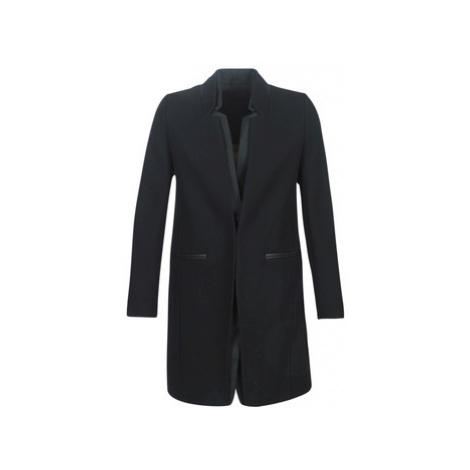 Ikks BP44205-02 women's Coat in Black