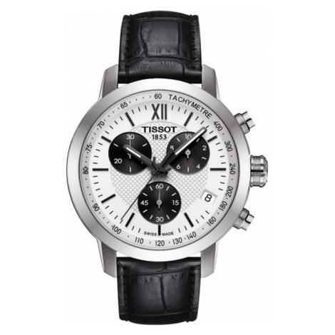 Mens Tissot PRC200 Chronograph Watch T0554171603800