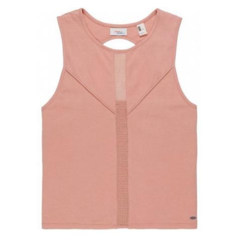 O'Neill LW NOLITA MESH TANKTOP pink - Women's tank top