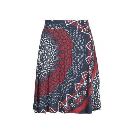 Desigual NISE women's Skirt in Blue