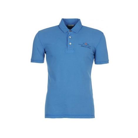 Napapijri ELBAS men's Polo shirt in Blue