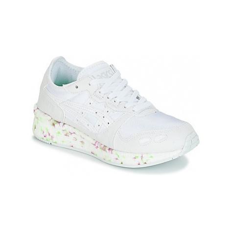 Asics HYPER GEL-LYTE GS girls's Children's Shoes (Trainers) in White