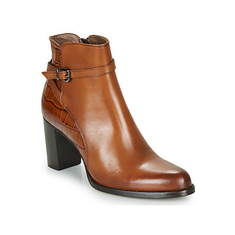 Muratti REDONDO women's Low Ankle Boots in Brown