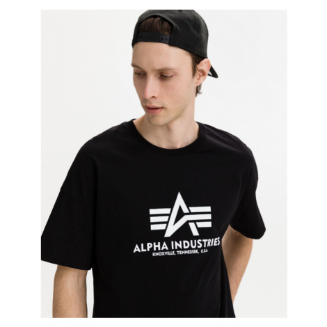 Alpha Industries Basic T-shirt Black