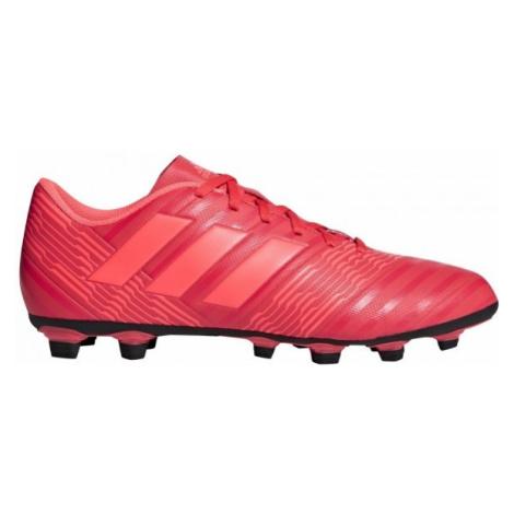 adidas NEMEZIZ 17.4 FxG red - Men's football boots