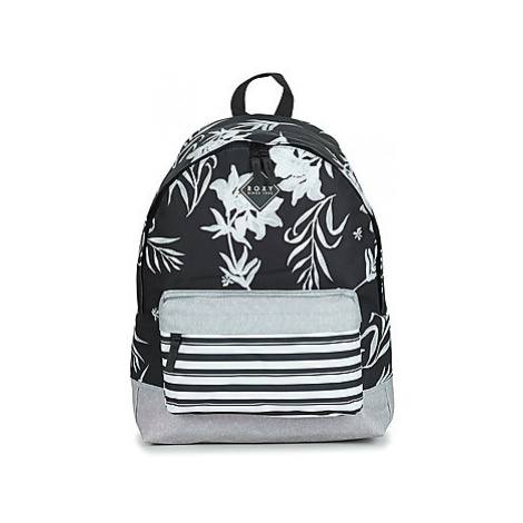 Roxy SUGAR BABY PRINTED 2 women's Backpack in Grey