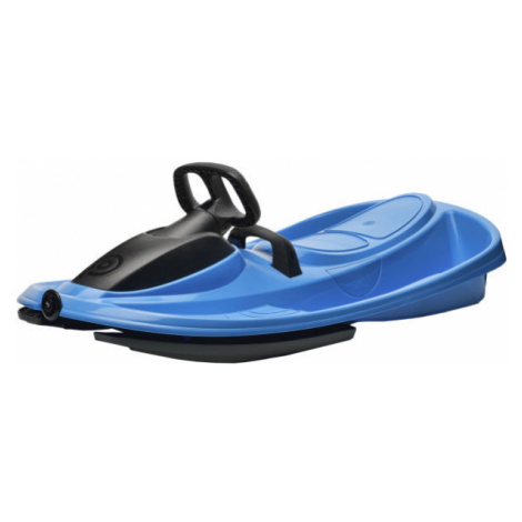 Plastkon STRATOS - Sled with a steering wheel