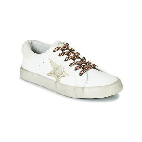 Le Temps des Cerises CITY women's Shoes (Trainers) in White