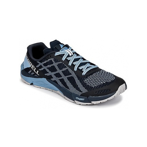 Merrell BARE ACCESS FLEX men's Shoes (Trainers) in Blue