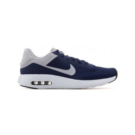 Nike Mens Air Max Modern Essential 844874 402 men's Shoes (Trainers) in Blue