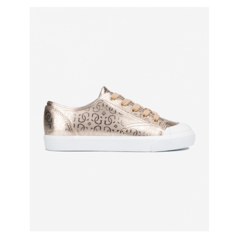 Guess Gitney3 Sneakers Gold