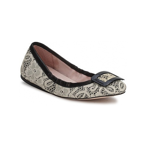 Fornarina LYZA women's Shoes (Pumps / Ballerinas) in Beige