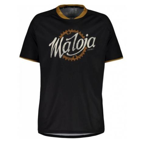 Maloja SCHLEINSM. MULTI 1/2 black - Sports jersey
