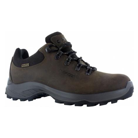 Hi-Tec Mens Walk Lite Camino Ultra Waterproof Walking Shoes-Brown-7