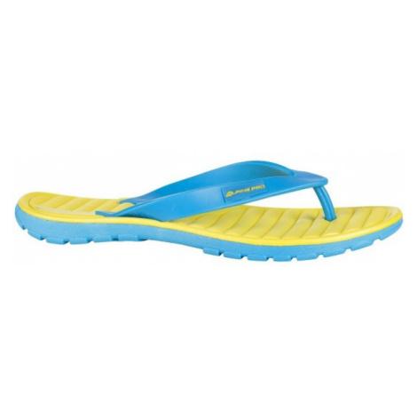 ALPINE PRO KYLUNA yellow - Women's summer shoes