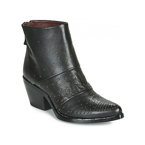 Mjus TEP CLOU women's Mid Boots in Black