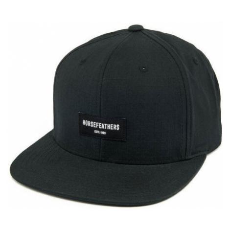 Horsefeathers RYDER CAP black - Snapback baseball cap