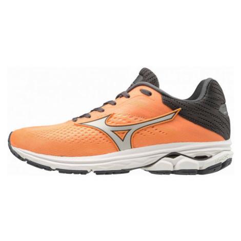Mizuno WAVE RIDER 23 W orange - Women's running shoes