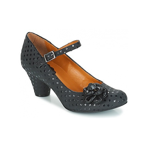 Cristofoli IURUA women's Court Shoes in Black Cristófoli