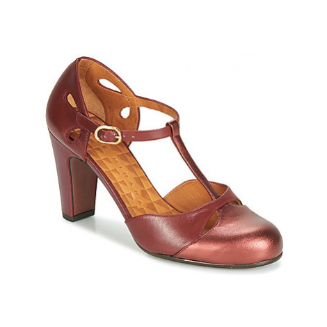 Chie Mihara KUNA women's Court Shoes in Bordeaux