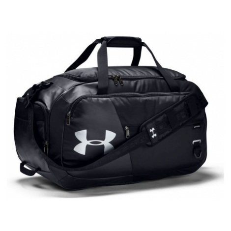 Under Armour UNDENIABLE DUFFEL 4.0 MD black - Sports bag