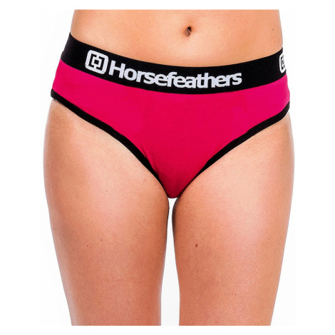 panties Horsefeathers Vesna - Mineral Red - women´s