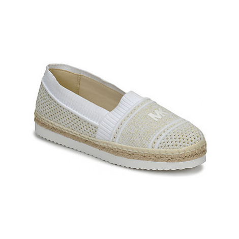 MICHAEL Michael Kors RAYA women's Espadrilles / Casual Shoes in White