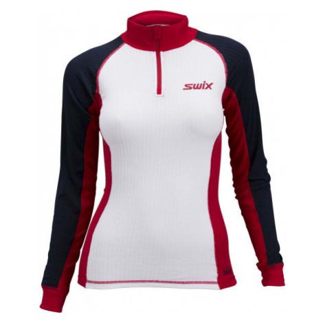 Swix RACE X white - Women's long-sleeved T-shirt