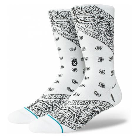 socks Stance Barrio 2 - White