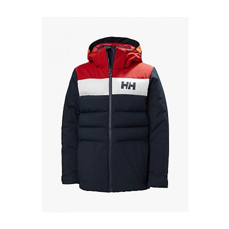 Helly Hansen Boys' Junior Cyclone Ski Jacket, Navy
